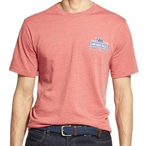 NWT G.H. Bass & Co. Men' Graphic Print T-Shirt, M